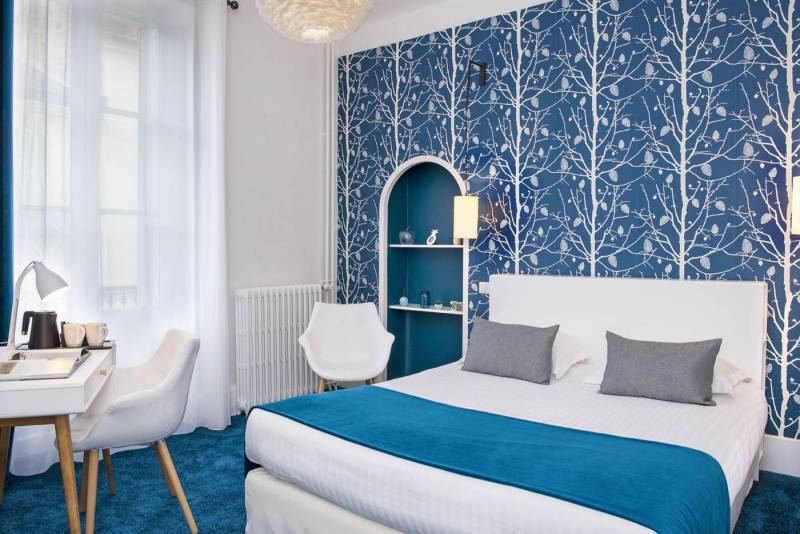 18 to 20m Comfort Rooms in Vichy Inter Hotel Les Nations
